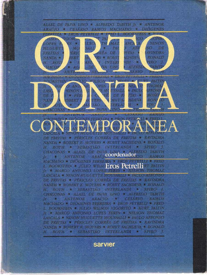 Ortodontia Comtemporanea Eros Petrelli