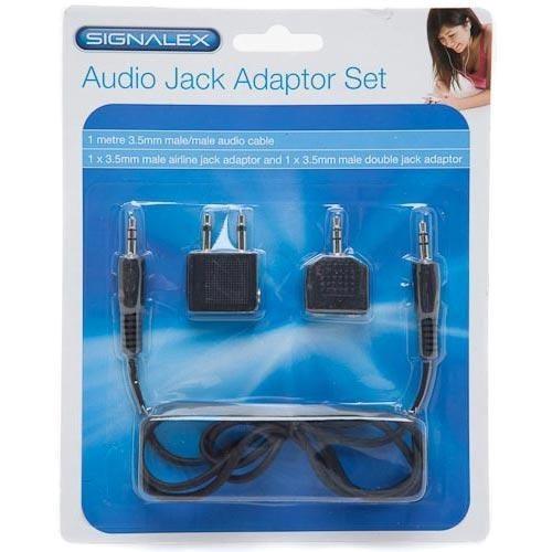 Signalex Adaptador Conjunto De Audio Pronta Entrega.