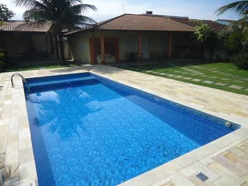 Casa C/piscina A 300 Metros Da Praia - Jd.regina - Ref: 850