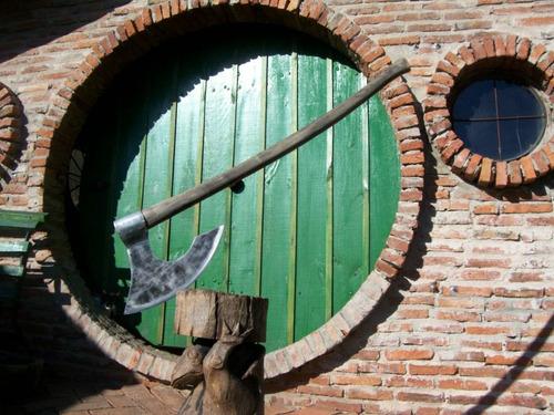 Espada - Hacha Celta Artesanal