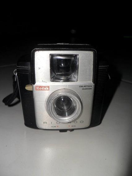 Máquina Fotográfica Kodak Rio 400