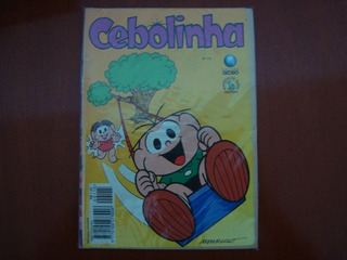 Hq Gibi Cebolinha Nº 115