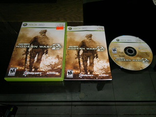 Call Of Duty Modern Warfare 2 Completo Para Xbox 360,checalo