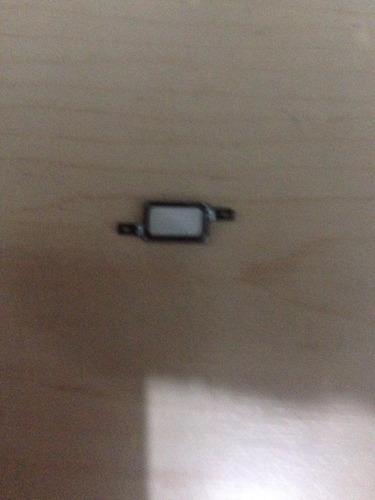 Imagem 1 de 1 de Botão Home Branco Celular Samsung S2 Gti 9100