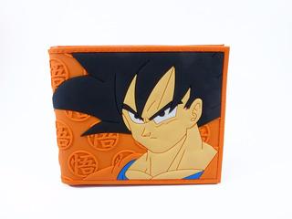 Billetera Dragon Ball Z Goku Cartera Importada