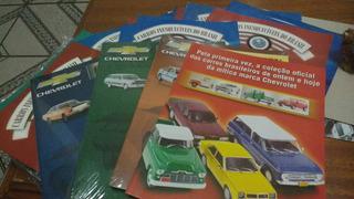 Fascículo Coleção Carros Inesquecíveis, Chevrolet Collection