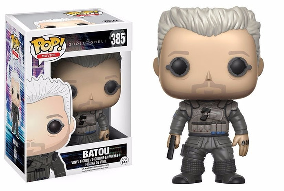 Batou Funko Pop Ghost In The Shell Pelicula Major