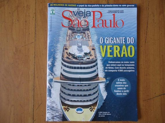 Veja São Paulo 07-11-2012 Cruzeiros