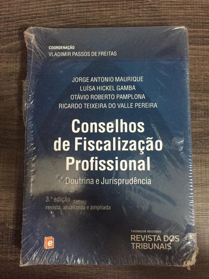 Conselhos De Fiscalização Profissional 3edição