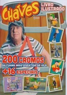 Chaves 2013 Album Completo Figurinhas Soltas Para Colar