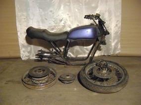 Honda Cb 750 K 1979 Desarmada Y Con Faltantes