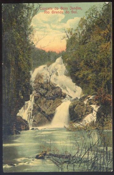 Cascata Do Bom Jardim - Rio Grande Do Sul