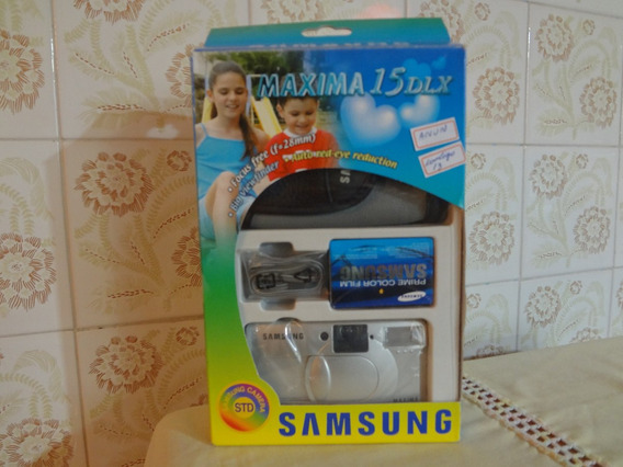 Maquina Fotografica Antiga Samsung