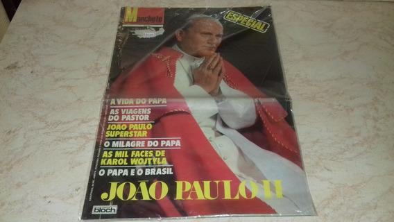 Revista Manchete Especial João Paulo Ii 1980