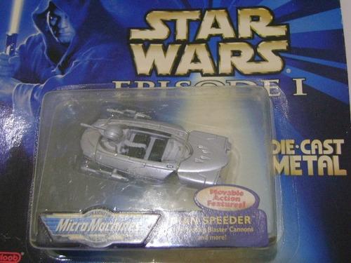 Nico Gian Speeder Star Wars Micromachine (swm 04)