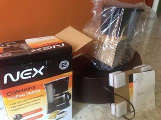Cafetera Nex 1.25 Litros Cm-8001b
