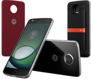 Smartphone Motorola Moto Z Play Sound Ed. Preto Tela 5.5