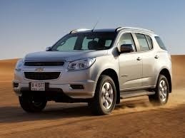 Manual De Usuario Chevrolet Trailblazer (2001-2009) Español