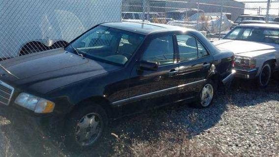Mercedes C280 1995 Sucata Para Peças Desmanche Tenho Outras