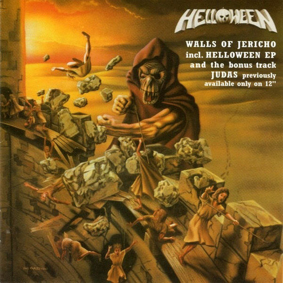 Helloween - Walls Of Jericho 1997