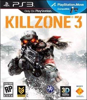 Killzone 3 Em Português - Compatível Com Move Original Ps3