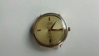 Reloj Mido Automatico Enchapado En Oro