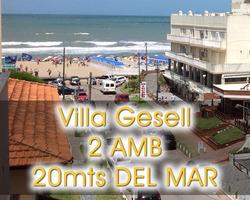 Alquiler Departamentos Villa Gesell 2 Amb Todo El Año