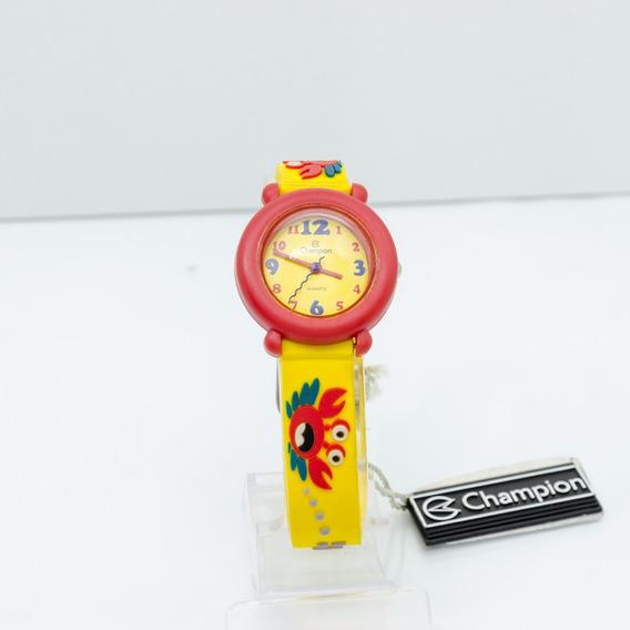 Relógio Champion Infantl Colorido