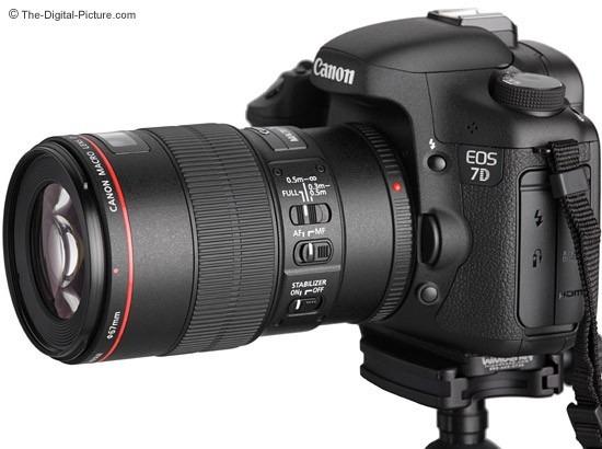 Lente Canon Nova Ef 100mm F/2.8l Macro Is Usm Nf-e Gar Canon