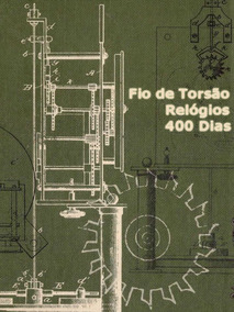 Fio De Torsão Para Relógios 400 Dias Schatz (49) Tradicional