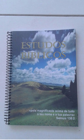 Manual De Estudos Biblicos