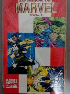 Marvel Lo Mejor De Marvel Vol. 1
