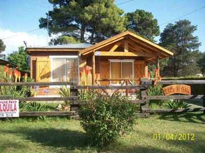 Alquilo Hermosa Cabaña Con Parque En Sierra De La Ventana