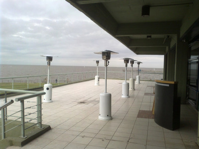 Alquiler De Calefactores Estufas Exterior Honguitos Soles