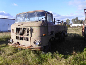 Camiones Ifa Liquido A La Mejor Oterta (quedan Dos)
