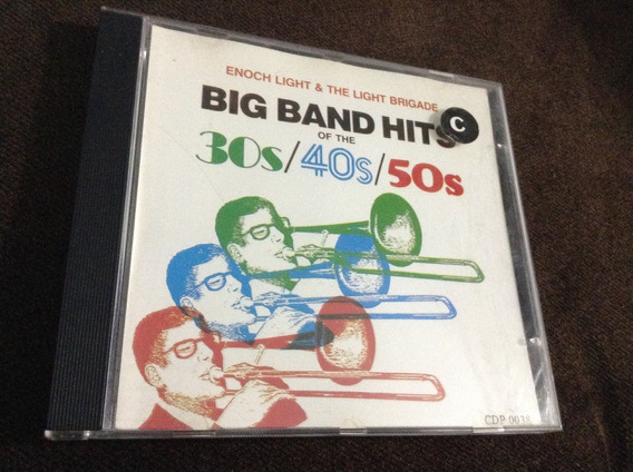 Cd - Big Band Hits - 30s/40s/50s - Semi-novo
