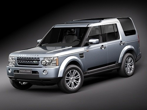 Peças Sucata Land Rover Discovery 4 3.0 Se Diesel 2010