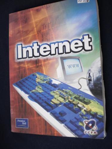 Imagen 1 de 4 de Internet Prentice Hall   Ccpm