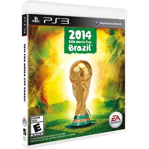 Ps3 - Copa Do Mundo Da Fifa Brasil 2014