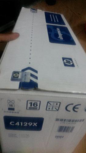 Toner 29x C4129x Remanufacturado Impresora 5000 5100 Pocos