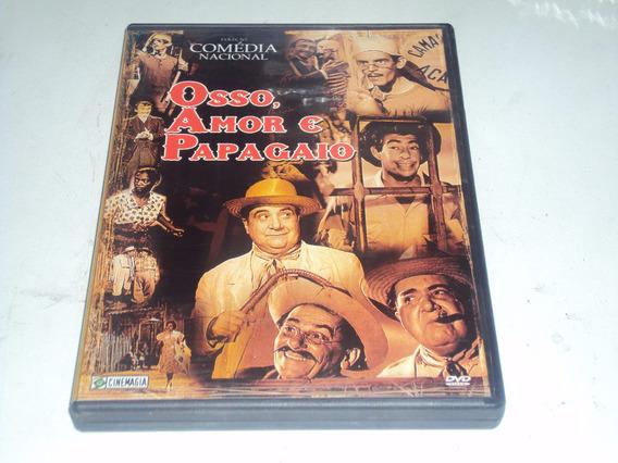 Osso, Amor E Papagaio Dvd Clássico
