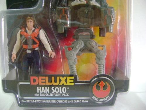 Imagen 1 de 5 de Nico Han Solo Star Wars (swb 09)