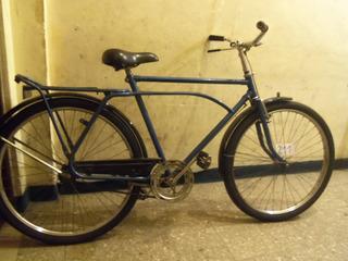Hermosa Bicicleta Tipo Inglesa, Doble Caño
