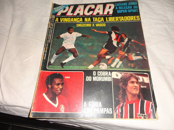 Placar 256 Murici Ramalho Ainda Jogador Do São Paulo