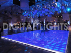 Digital Lights- Piso/ Pista De Baile Led X Pc- Precio Promo!