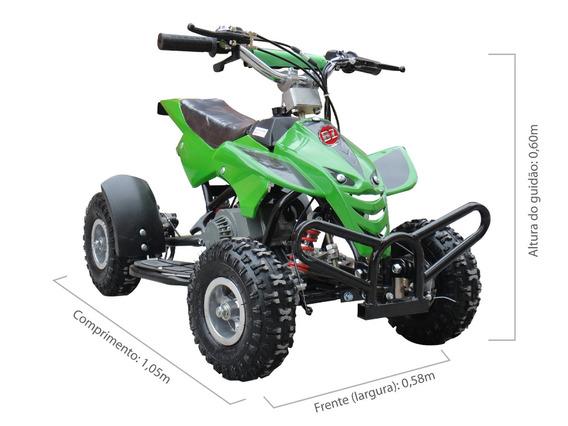 Quadriciclo Infantil 49cc