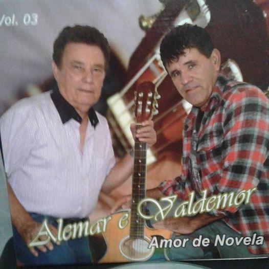 Cd Alemar E Valdemor - Volume 3