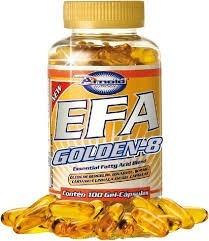 Efa Golden 8 - 100 Softgel - Arnold Nutrition Importado