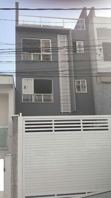 Venda Apartamento Cobertura Maua Parque Sao Vicente Ref:1233 - 1033-1-123316