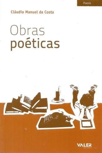 Livro-obras Poeticas:claudio Manuel Da Costa-em Otimo Estado